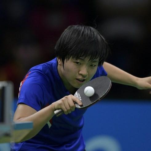 Ping-pong diplomacy between the two Koreas