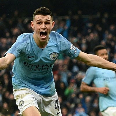 Foden pledges to stay and fight for Man City place