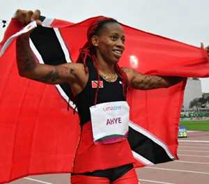 Trinidad sprinter suspended over dope tests