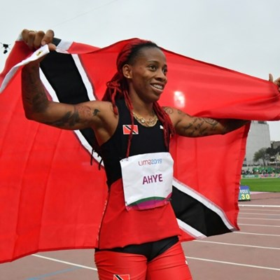 Trinidad sprinter suspended over dope tests