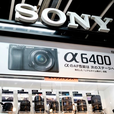 Sony reports record net profit but issues cautious forecast