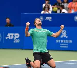 Pablo Carreno Busta wins first ATP title in over two years