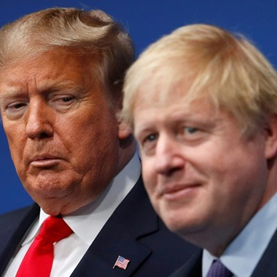 Britain and US start post-Brexit trade talks