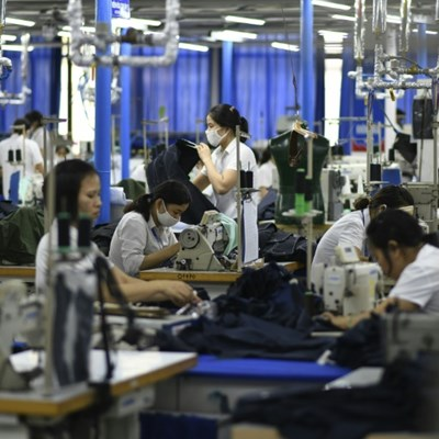 Manufacturing migration: Trade spat shifts business from 'Factory of the World'