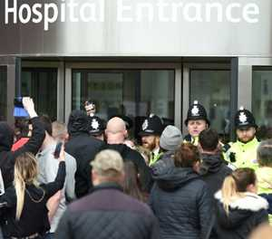 Parents of terminally ill British toddler lose court bid
