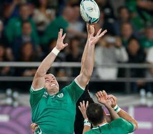 Ireland lock James Ryan signs new contract