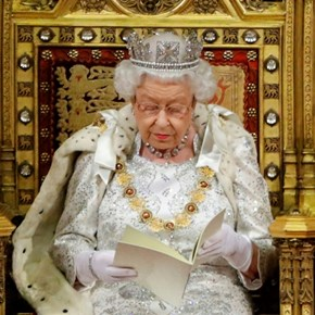 Brexit on 31 October a 'priority' for British government: Queen