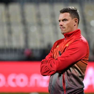 New coach Van Rooyen hoping to revive Golden Lions' fortunes