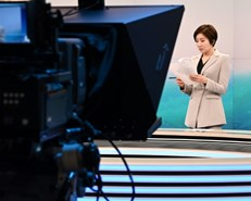 Breaking news and barriers: South Korea's first female anchor