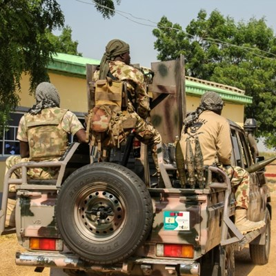 Huge challenges await Nigeria's new military chiefs