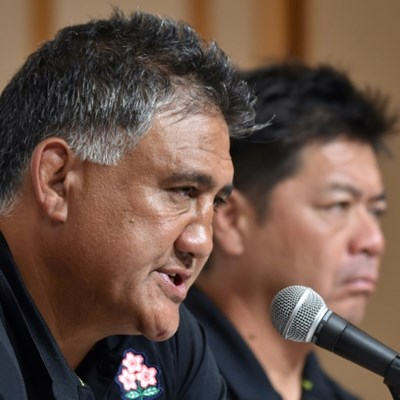 'Key weapon' - Super-fit Japan squad aim high at Rugby World Cup