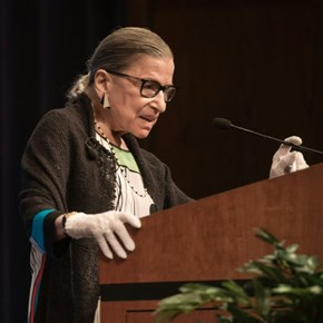 Who will succeed Ginsburg on the US Supreme Court?