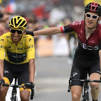 Thomas 'defied the odds' at Tour de France, says Brailsford