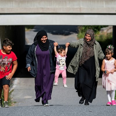 Syrians still finding their way in Sweden, five years on