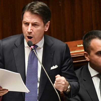 Italy PM Conte calls to reform EU deficit rules