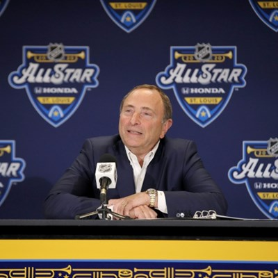 Completing NHL season 'may not be possible' - chief