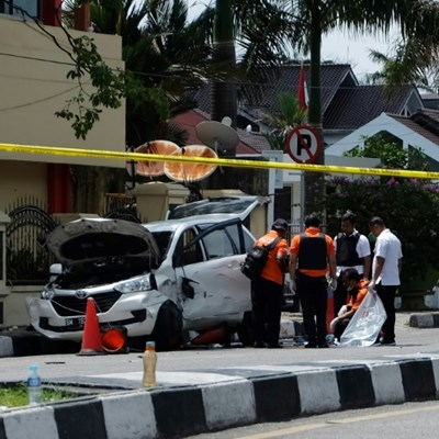 Indonesia hit by another attack after deadly suicide bombings