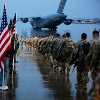 Trump nixes idea of renaming US bases honoring Confederate heroes