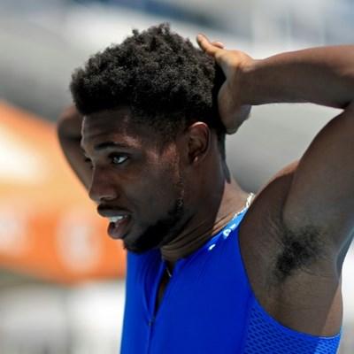 World 200m champion Lyles admits long-term psychological problems