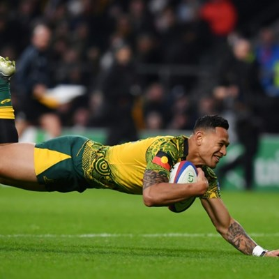 Folau unrepentant and says content to walk away from rugby