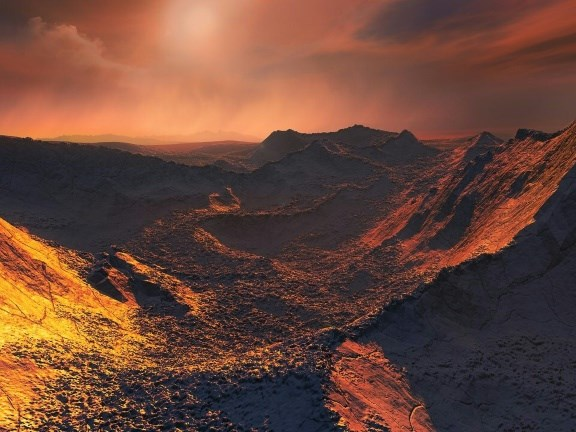 'Super-Earth' discovered