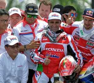 'Unfortunately it was Paulo's day': Dakar champion Price on Goncalves tragedy