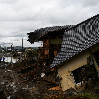 Japan issues fresh rain disaster warnings as toll hits 54