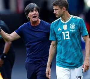 Germany boss Loew set to recall Mueller for Euro 2020 - report