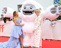 'Abominable' rules North American box office