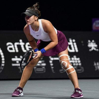 Former US Open winner Andreescu to miss rest of 2020