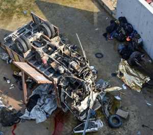 Nineteen killed in migrant vehicle crash in Turkey