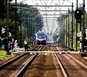 Dutch rail collision kills 4 children
