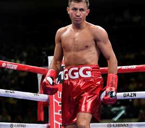 Re-energized Golovkin eyes return to middleweight supremacy