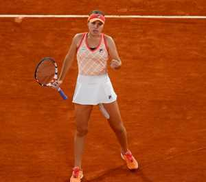 Kenin, Kvitova only seeds left at unpredictable French Open