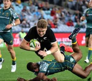 All change for New Zealand, Australia in Bledisloe dead rubber