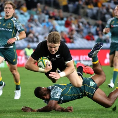 All change for New Zealand, Australia in Bledisloe dead rubber