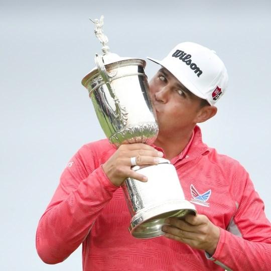 'Pretty good' says US Open good-guy champion Woodland