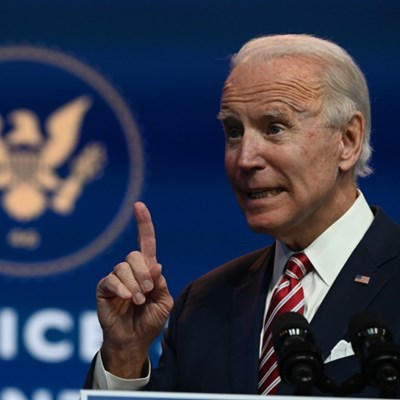 Biden says world democracies must unite on trade policy