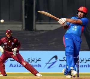 Afghan, Nabi lift Afghanistan to 249-7 in West Indies ODI