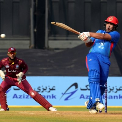 Afghan, Nabi lift Afghanistan to 249-7 in West Indies ODI