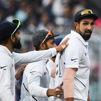 India fast bowlers in the pink after debut day-night Test