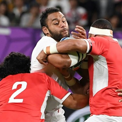 Jones sticks with Vunipola as England change 10 for USA at Rugby World Cup