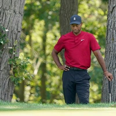 Tiger struggles in season finale as major future clouded