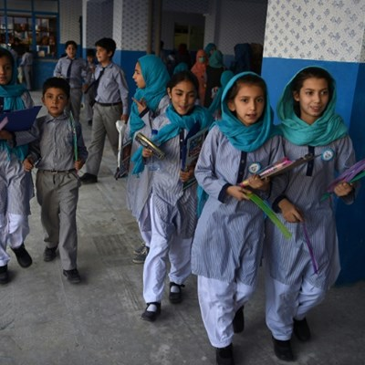 When school's not safe: Afghan war takes toll on kids