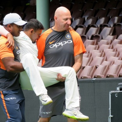 Injury rules Indian batting marvel Shaw out of first Test