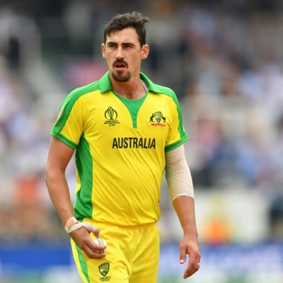 Australia's Starc reveals fan banter inspired his England demolition