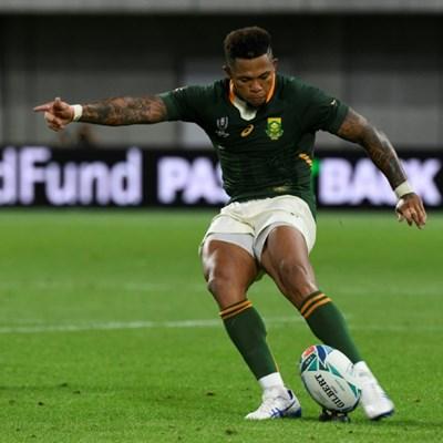 Lions tour 'massive motivation' for Springbok Jantjies' Pau move