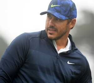 Koepka aims for rare three-peat on the PGA's big stage