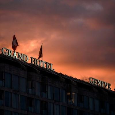 Luxury Geneva hotels face 'life-threatening' corona crunch