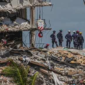 A month after Florida Surfside building collapse, recovery mission nears end